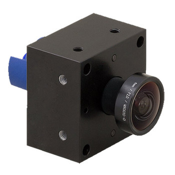 Mobotix MX-O-SMA-B-6N016 BlockFlexMount Sensor Module 6MP, B016 Hemispheric Lens, Night, Integrated microphone and status LEDs