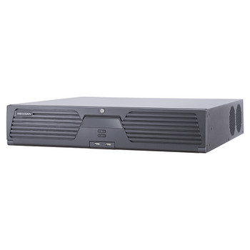 Hikvision IDS-9632NXI-I8/X(B) 32 Channel 4K H.265+ DeepinMind Series Network Video Recorder - No HDD