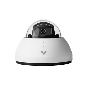 Verkada CD41 5MP IR IP Dome Security Camera with Fixed Lens (No NVR Needed)