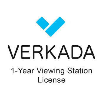 Verkada LIC-VX-1Y 1 Year Viewing Station License