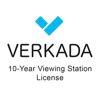 Verkada LIC-VX-10Y 10 Year Viewing Station License