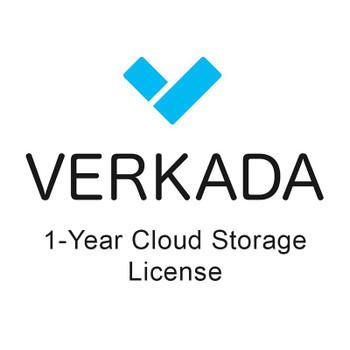Verkada LIC-CLD-120-1Y 1 Year Cloud Storage License - 120 Day