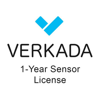 Verkada LIC-SV-1Y 1 Year Sensor License
