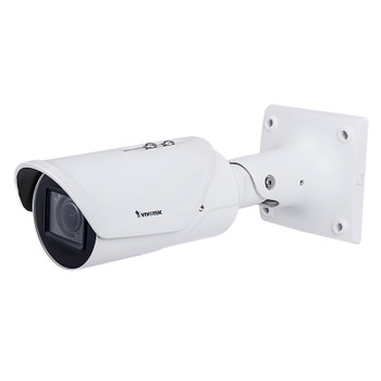 Vivotek IB9387-HT-A 5MP IR H.265 Outdoor Bullet IP Security Camera with WDR Pro
