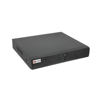 ACTi ENR-010P 4-Channel Mini Standalone NVR with 4-port PoE Connectors