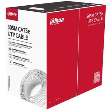 Dahua DH-PFM920I-5EU-U CAT5e UTP Network Cable with UL