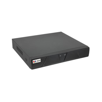 ACTi ENR-020P 9-Channel Mini Standalone Network Video Recorder with 8-port PoE Ports