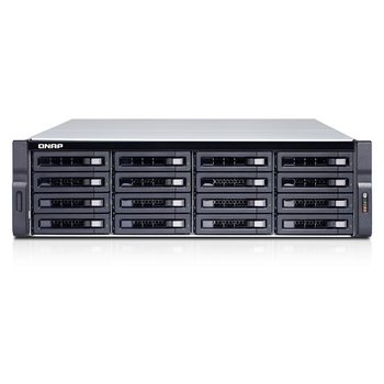 QNAP TDS-16489U-SE2-R2-US Diskless 16-Bay High Performance Rackmount NAS with 128GB RAM