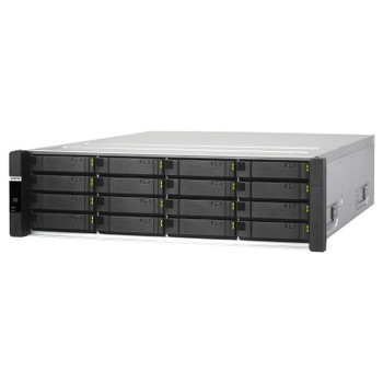 QNAP ES1686dc-2145NT-128G-US Enterprise ZFS NAS with 64GB RAM