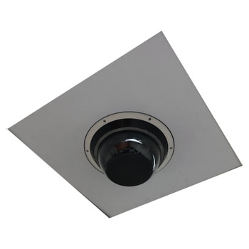 Samsung Hanwha SHD-315F Indoor 2x2 Drop Ceiling Tile Flush Mount