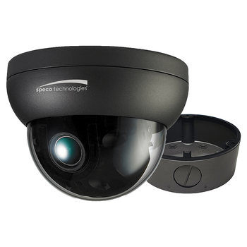Speco O2iD8M 2MP IR H.265 Outdoor Dome IP Security Camera with 2.7-12mm Motorized Lens