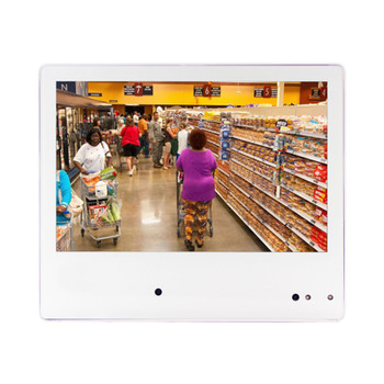 ViewZ VZ-PVM-I1W4N 10.1-inch IP Public View Monitor with 2.1MP Camera