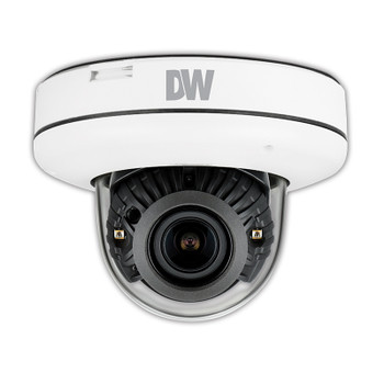 Digital Watchdog DWC-MV82WIATW 2.1MP IR H.265 Outdoor Dome IP Security Camera with Motorized Lens and Starlight