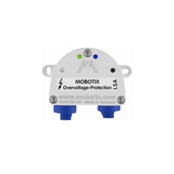 Mobotix Network Connector with Surge Protection, LSA  Version - MX-Overvoltage-Protection-Box-LSA