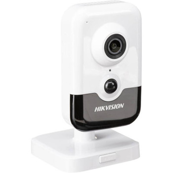 Hikvision DS-2CD2425FWD-IW 2MP H.265+ Wireless Cube IP Security Camera with Built-in Mic, Speaker and DarkFighter