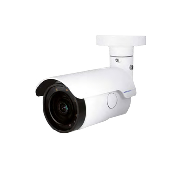 Mobotix Mx-VB2A-2-IR-VA 2MP IR H.265 Outdoor Bullet IP Security Camera with Motorized Lens And Video Analytics