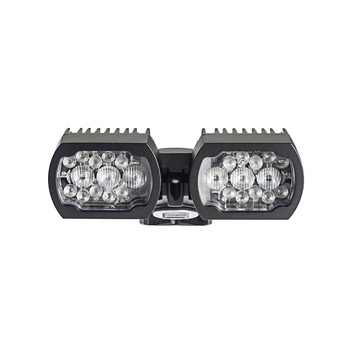 Bosch MIC-ILB-400 Mic7000 White Light IR Illuminator Black