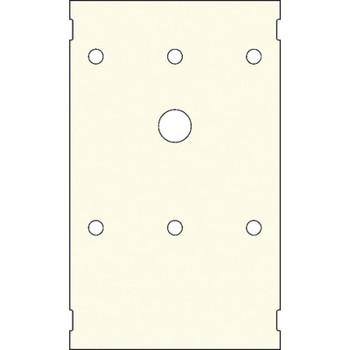 Bosch LTC 9225/00 Pole Mount for Surveillance Camera