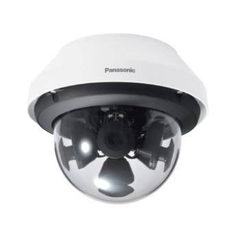 Panasonic WV-X8571N 4x 4K 33MP H.265 Outdoor Multi-Sensor Network Camera with Night Vision