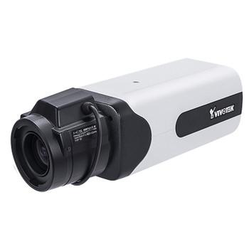 Vivotek IP9165-HT-v2 2MP Indoor Box IP Security Camera with H.265, 3.9~10mm, SNV II, WDR Pro II, i-CS