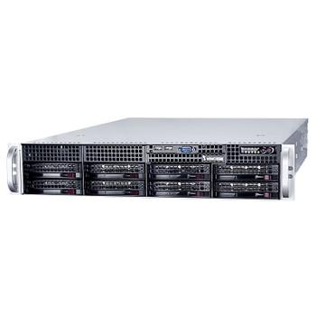 Vivotek NR9581(A) 32-channel Network Video Recorder, H.265, 2U, 8-Bay