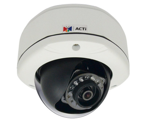 ACTi E73A 5MP IR Day/Night WDR IP Security Camera