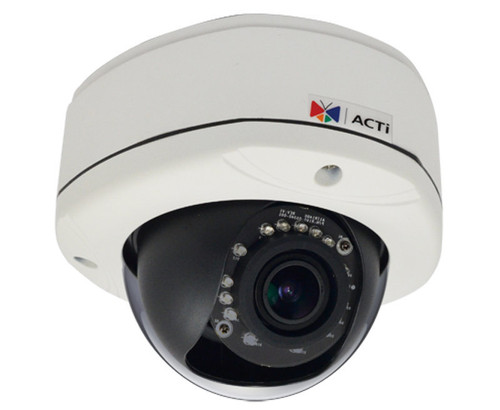 ACTi E83A 5MP IR Day/Night WDR Dome IP Security Camera