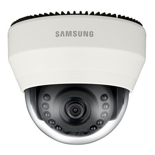 Samsung SND-6011R 1080P HD Indoor Dome IP Camera - IR Day/Night