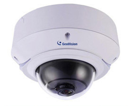 Geovision GV-VD5340 5MP Outdoor IR Network Vandal-Proof Dome Security Camera - 2 Year Warranty