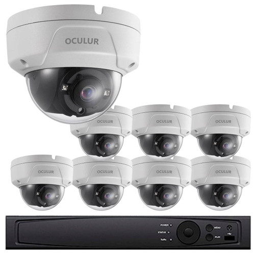 Restaurant Security Camera System