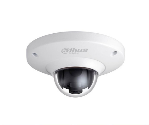 Dahua DH-IPC-EB55A0N-I Fisheye IP Security Camera - 5MP @ 30fps, Fixed Lens, Vandal Resistant IK10
