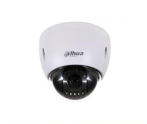 Dahua DH-SD42A212TN-HNI 12x Mini PTZ Mini Dome IP Security Camera - 2MP, 1/2.7'' CMOS, @ 60fps, Outdoor