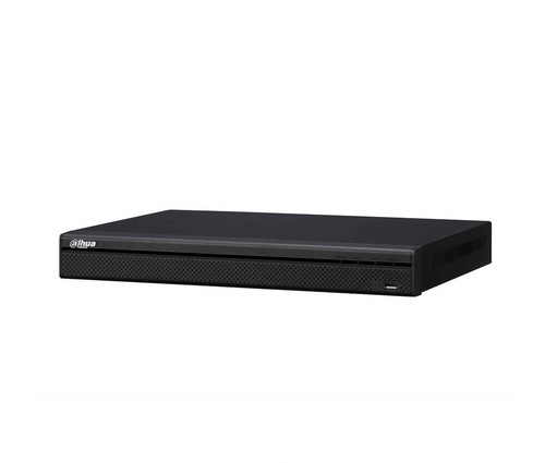 Dahua DHI-NVR52A16-16P-4KS2 16 Channel 1U 16 PoE 4K & H.265 Network Video Recorder - 16 channel, HDMI/VGA, 320Mbps, 2 SATA up to 12TB
