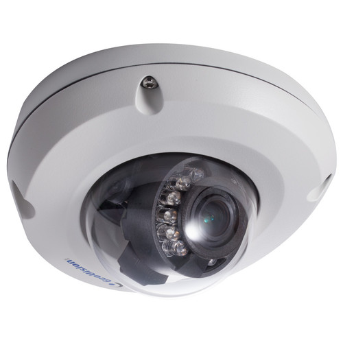 Geovision GV-EDR4700-0F 4MP H.265 Outdoor Mini Dome IP Security Camera 84-EDR4700-0010