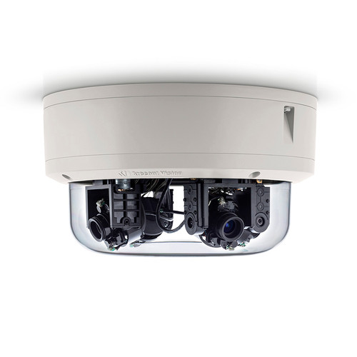 Arecont Vision AV12375RS 4x 3MP Indoor/Outdoor Dome IP Security Camera - Made in USA