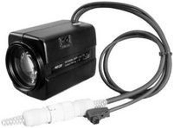 "Pelco 13ZD6X10P 10X Motorized Zoom Lens, 1/3"", Auto Iris, CS-Mount"