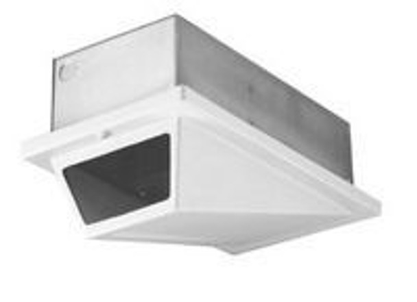 Pelco EH2100 Low Profile Indoor Wedge Enclosure for In-Ceiling