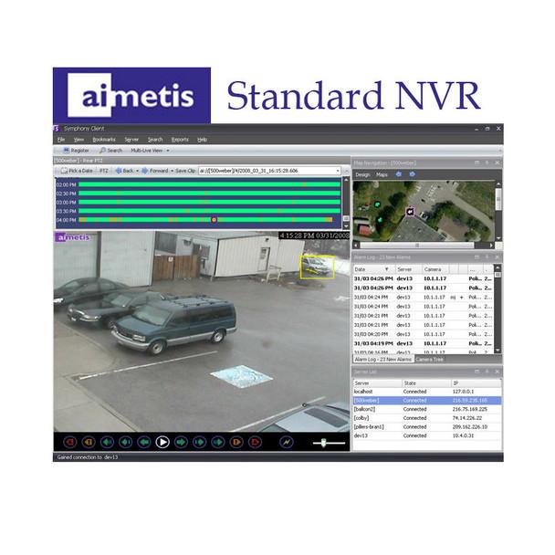 Aimetis Symphony Standard 1-camera NVR Software License