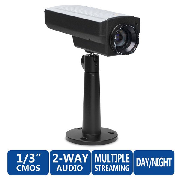 Axis Q1755 HDTV Network Security Camera