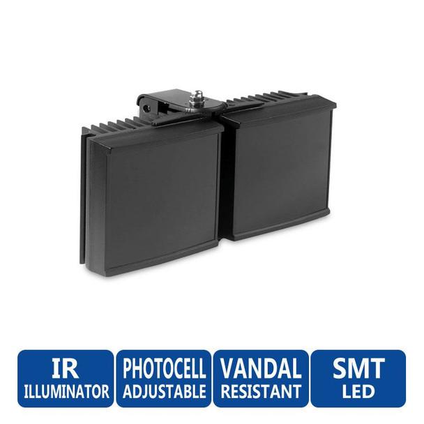 Raytec RM100-AI-50 Raymax 100 Infrared Illuminator - 120-180° Beam, 105' Max IR Distance