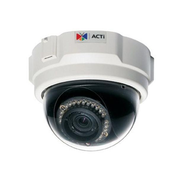 ACTi TCM-3511 H.264 Megapixel IR Dome IP Security Camera