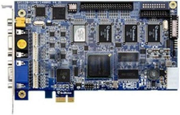 Geovision GV-1120A-8 8-ch PCI-Express DVR card 120fps