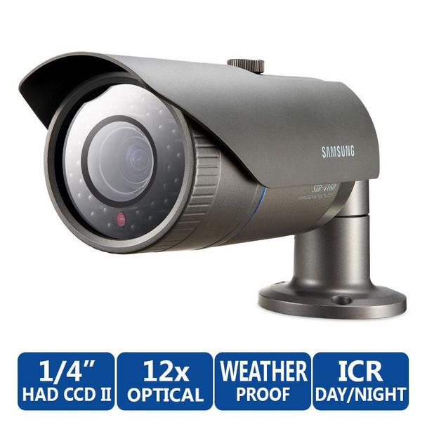 Samsung SCO-2120R 600tvl 12x Outdoor IR Zoom Camera