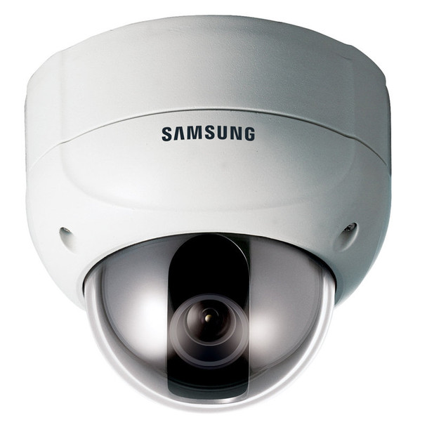 Samsung SCV-2120 600tvl SSDR IP66 12x zoom Vandal Dome Security Camera