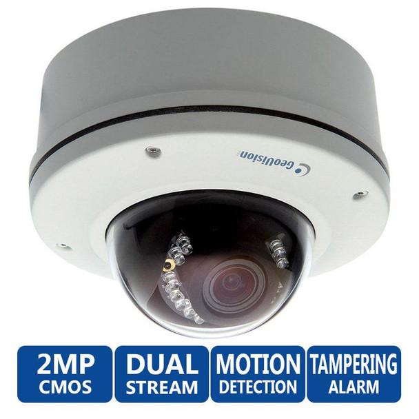 Geovision GV-VD220D 2 Megapixel Vandal Proof IR Security Camera