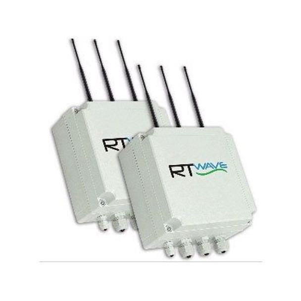 Videocomm RT-L2R2403 2.4GHz All Weather Mobile CCTV Wireless Kit
