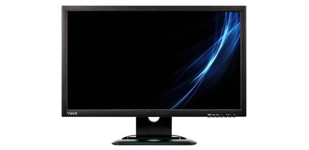 """ViewZ USA VZ-23LED-E 23"""" Widescreen LED Monitor"""