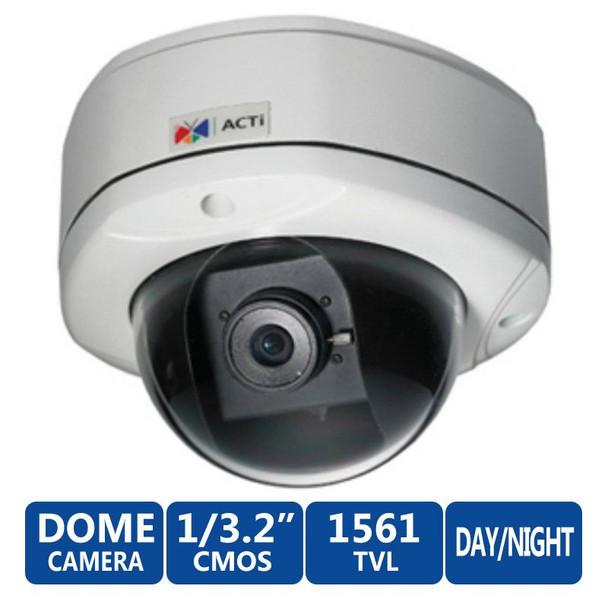 ACTi KCM-7111 Outdoor 4 Megapixel Dome Security Camera