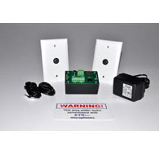ETS SM5-M2 Expanded Single Zone Audio Surveillance Kit
