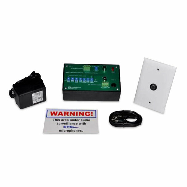 ETS SM5-EQ Equalizer/DVR interface Single Zone Audio Kit